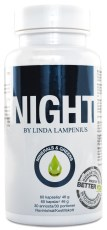 NIGHT by Linda Lampenius - Kort Datum