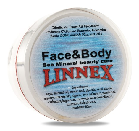 Linnex Face & Body Lotion - Linnex