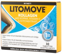 Litomove kollagen