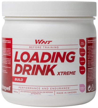 WNT Loading Drink Xtreme,  - WNT
