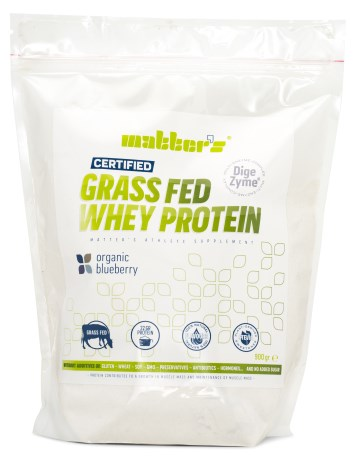Matters Grass-Fed Whey Protein, Livsmedel - Matters