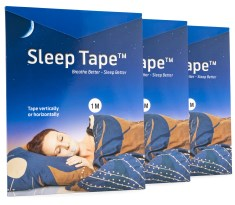 Medveten Andning Sleep Tape 1M