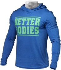 Better Bodies Mens Soft Hoodie