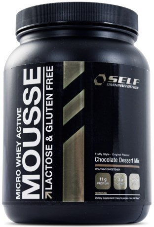 Micro Whey Active Mousse,  - Self Omninutrition