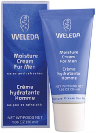 Weleda Moisture Cream For Men,  - Weleda