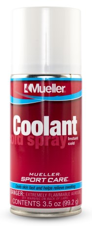 Mueller Coolant Cold Spray - Mueller