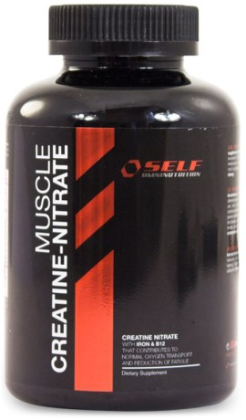 Self Omninutrition Muscle Creatine-Nitrate,  - Self Omninutrition