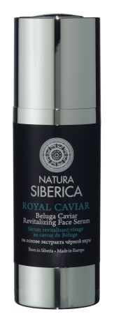 Natura Siberica Royal Caviar Revitalizing Face Serum - Natura Siberica