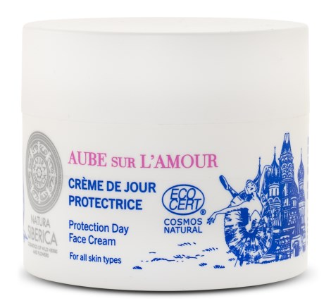 Natura Siberica Siberie Mon Amour Protection Day Face Cream - Natura Siberica
