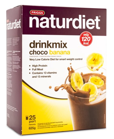 Naturdiet Drink Mix, Viktminskning - Naturdiet