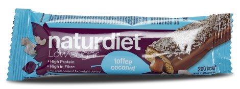 Naturdiet Low Sugar Mealbar, Viktminskning - Naturdiet