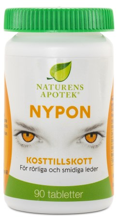Naturens Apotek Nypon - Naturens Apotek