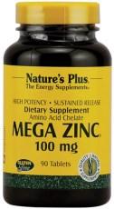 Natures Plus Mega Zinc