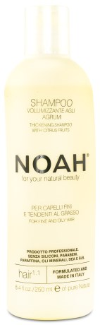 Noah Volumizing Shampoo with Citrus Fruits - Noah