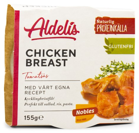 Nobles Chicken Breast in Tomato Sauce, Livsmedel - Nobles