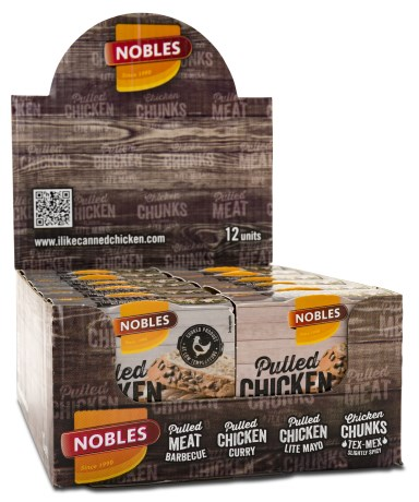 Nobles Pulled Chicken  - Nobles
