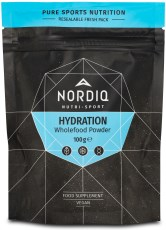 NORDIQ Hydration Wholefood Powder
