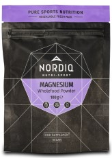 NORDIQ Magnesium Wholefood Powder