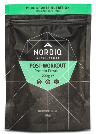NORDIQ Post Workout Protein Powder, Viktminskning - NORDIQ