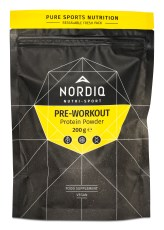 NORDIQ Pre-Workout Protein Powder