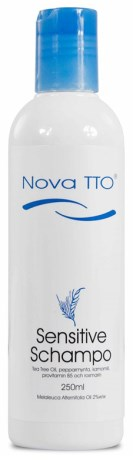 Nova TTO Sensitive Schampo - IQ Medical