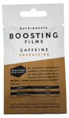 Nutrinovate Boosting Films Caffeine Energizing
