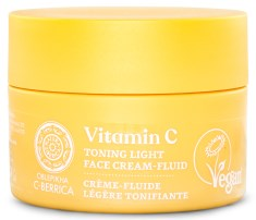 Oblepikha C-Berrica Toning Light Face Cream-Fluid