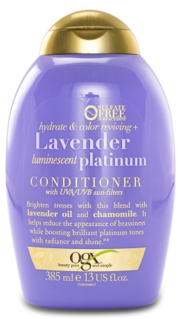 OGX Lavender Platinum Conditioner - OGX