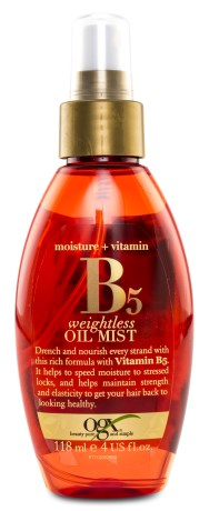OGX Vitamin B5 Weightless Oil Mist - OGX