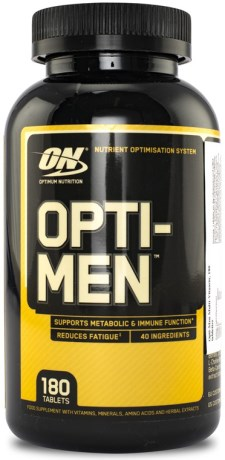 Optimum Nutrition Opti-Men,  - Optimum Nutrition