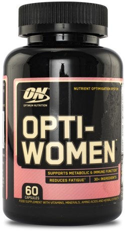 Optimum Nutrition Opti-Women, Hälsa - Optimum Nutrition