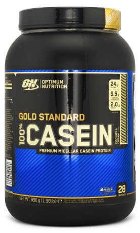 Optimum Nutrition 100% Casein, Livsmedel - Optimum Nutrition