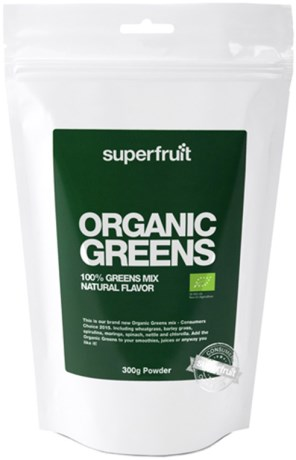 Superfruit Organic Greens - Superfruit
