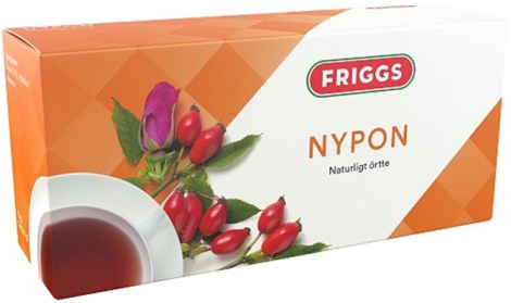 Friggs Örtte Nypon,  - Friggs