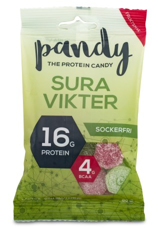 Pandy Protein Candy, Livsmedel - Pandy Protein