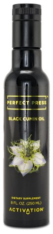 Perfect Press Black Cumin Oil - Perfect Press