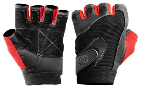 Better Bodies Pro Lifting Gloves,  - Better Bodies