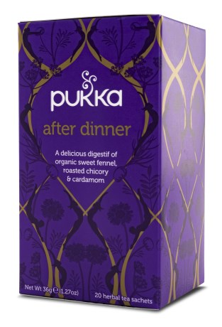Pukka After Dinner, Livsmedel - Pukka