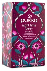 Pukka Te Night Time Berry