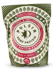 Pulsin Hemp Protein Powder