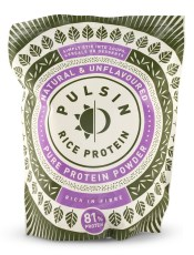 Pulsin Rice Protein Powder