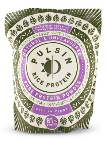 Pulsin Rice Protein Powder - Pulsin