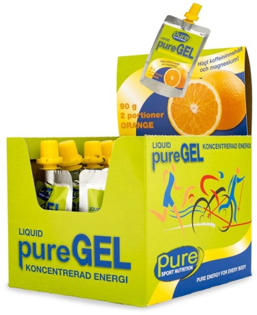 Pure Sport Nutrition Pure Gel - Pure Sport Nutrition