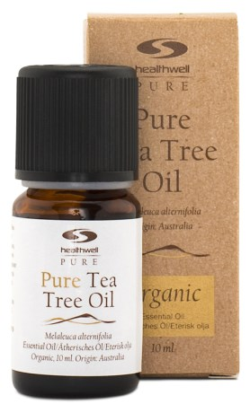 PURE Tea Tree EKO, Naturliga Oljor - Healthwell PURE