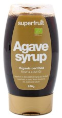 Superfruit Raw Agave Sirap