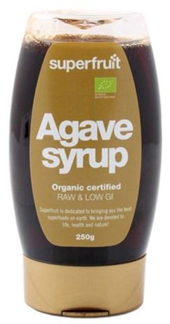 Superfruit Raw Agave Sirap, Livsmedel - Superfruit