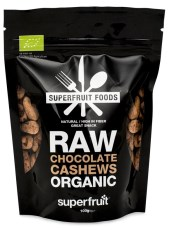 Superfruit Raw Chocolate Cashews