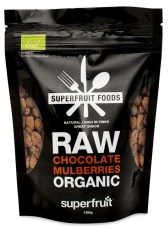Superfruit Raw Chocolate Mulberries