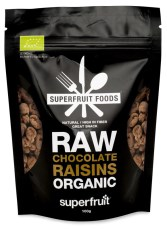 Superfruit Raw Chocolate Raisins
