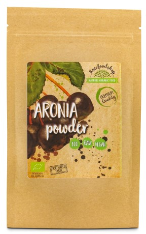 Raw Food Shop Aroniapulver, Livsmedel - Raw food shop